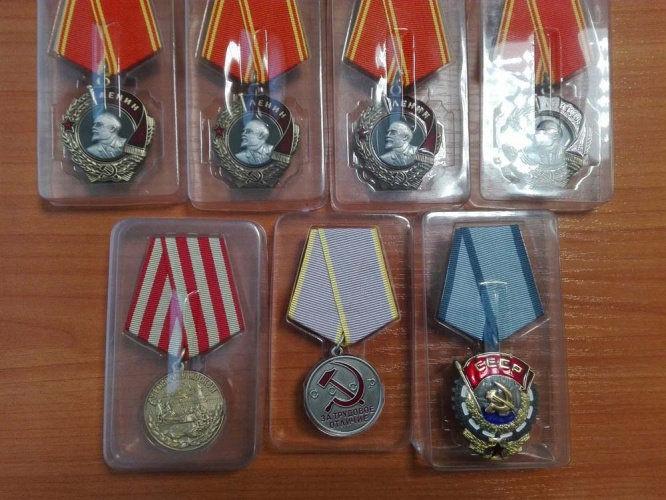 Как сделать копии медалей