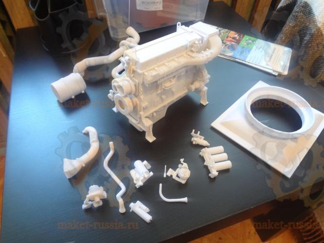 Материалы для изготовления макетов